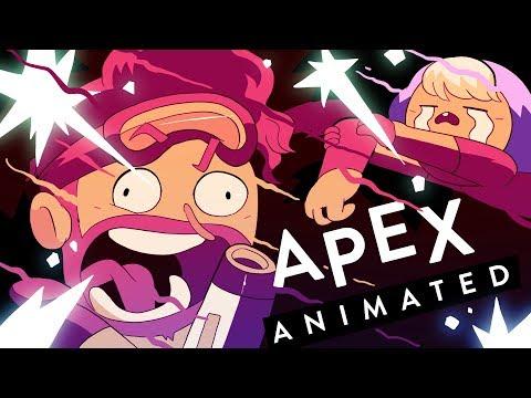 POOPEX LEGENDS 4 - ORIGINS (APEX ANIMATION)