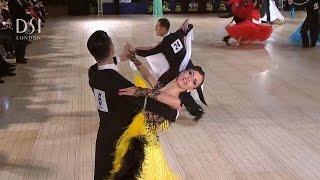 victor fung anastasia muravyeva foxtrot freedom to dance 2014