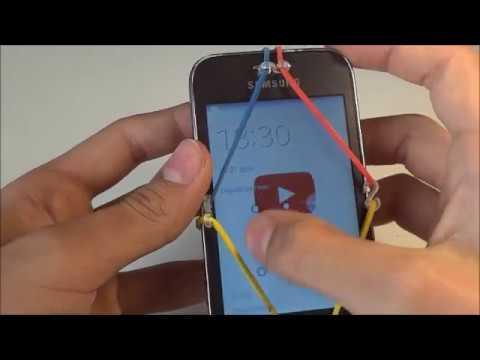 HOW TO MAKE AN EASY BIKE PHONE HOLDER | DIY - YouTube