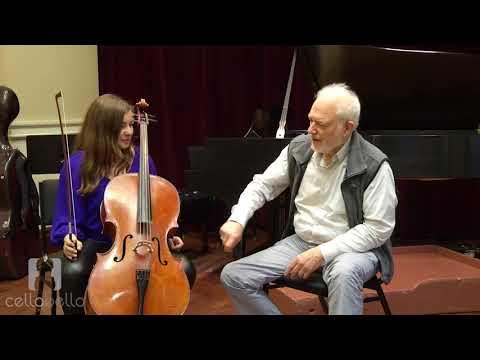 Alisa Weilerstein Interview: Psychology of Sound Projection