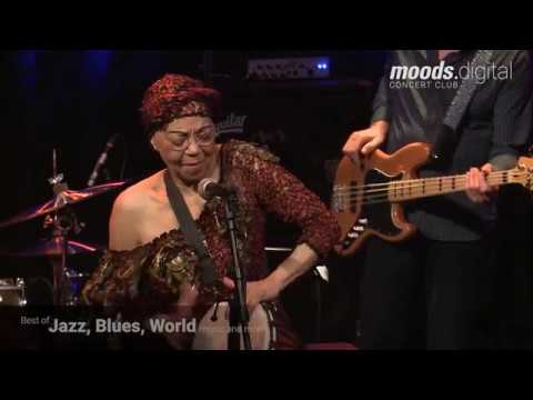 "Live at moods: Othella Dallas ""Oh Happy Day / I Feel Good"""
