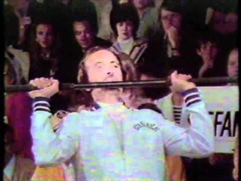 1973 Superstars Weight Lifting