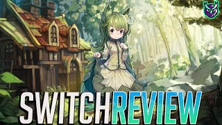 Marchen Forest Switch Review - A Cute Dungeon Crawling JRPG? (Video Game Video Review)