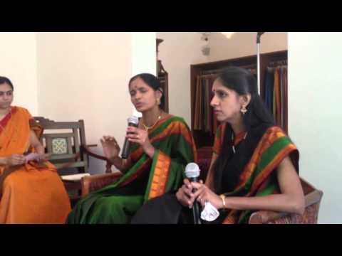 Ranjani & Gayatri, Meet the Artists.