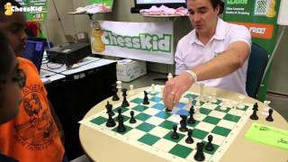 Kids Chess Game Review: Texas Nationals With IM Danny Rensch