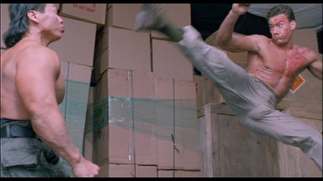 Van Damme vs. Bolo/İkiz Kan  [HD İZLE](1991)