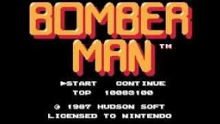 Classic nes series :Bomberman