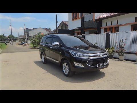 Review Toyota Kijang Innova 2.0 Q AT 2016
