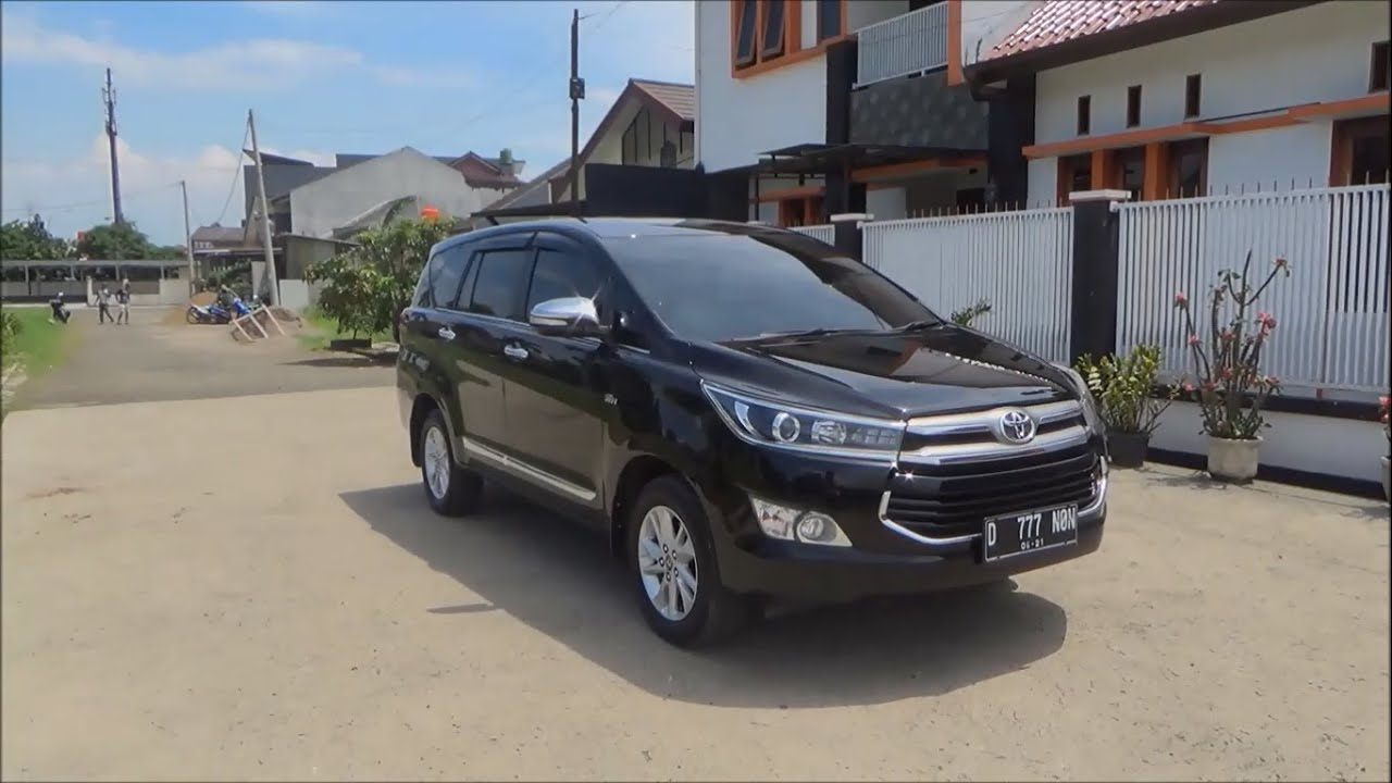 All New Kijang Innova Review Toyota Yaris Trd 2018 Indonesia 2 Q At 2016 Youtube