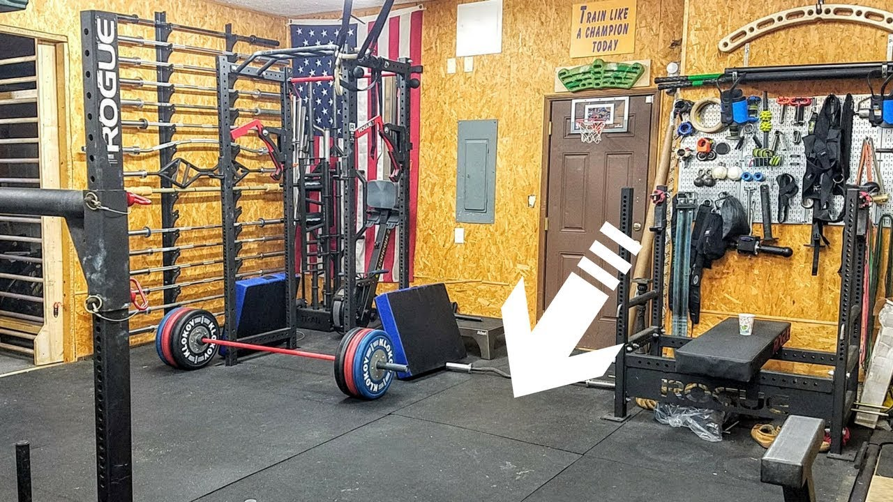 The Home Gym Flooring You Need Youtube