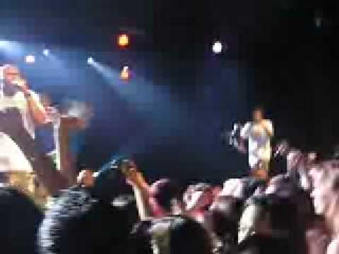 Kardinal Offishall - Husslin' - Live in Vancouver