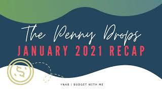 Jan 2021 Recap + 2021 Goals | Net Worth Update | YNAB Budget With Me