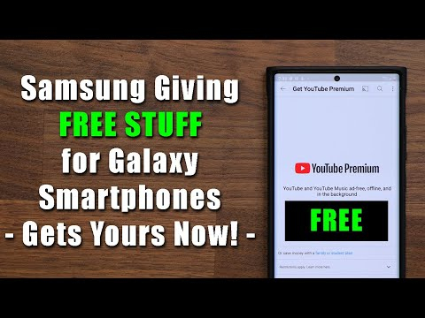 Samsung is Giving Away FREE Youtube Premium to Many Galaxy Smartphone Owners - Get Yours Here