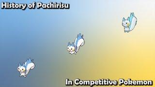 Gambar cover How GOOD was Pachirisu ACTUALLY? - History of Pachirisu in Competitive Pokemon (Gens 4-7)