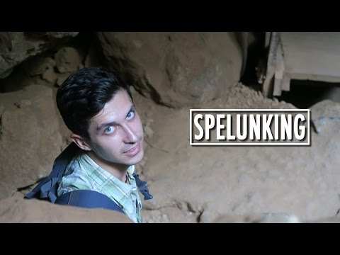 SPELUNKING IN THAILAND - On the way to TV