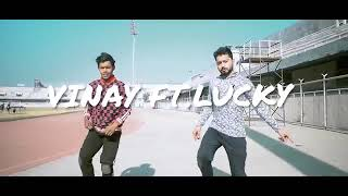 Dolida song dance choreographed by vinay kaimrey performs by me and vinay sir