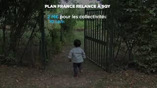 Yvelines | 12 millions d'euros du plan France Relance déployés à SQY