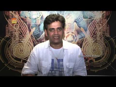 Rakhtbhoomi Bhojpuri Movie (2015) - Ravi Kishan - FULL Exclusive Interview - Bhojpuri Adda