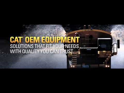 Cat® OEM Equipment