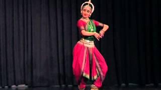 Arushi Mudgal   Ardhanarishwar   Odissi