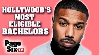 6 Most Eligible Bachelors in Hollywood | Page Six TV