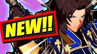 New Arcsys Game! Granblue Fantasy Versus