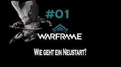 WARFRAME PS4 #01 - Wie geht ein Neustart? [EXCALIBUR|PS4|DEUTSCH]