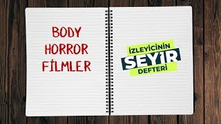 Body Horror Filmler