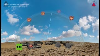 israel-muestra-sus-nuevas-espadas-lser-que-derribarn-misiles-y-drones
