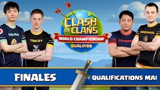 FINALES Qualifications de Mai WORLD CHAMPIONSHIPS | Clash of Clans