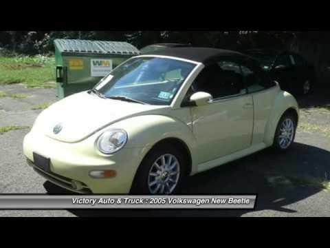 2005 Volkswagen New Beetle GLS 2d Convertible Cookstown NJ 08511