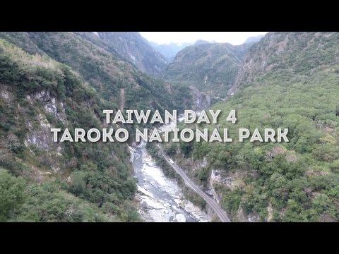 Taiwan VLOG 4 part 1: Taroko National Park! 太魯閣國家公園