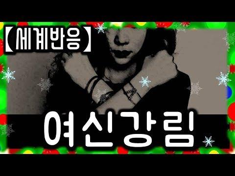 【세계반응】 한국 개인 유튜버 구독자수 1위 제이플라 【국뽕도수 97%】 크리스마스 특집