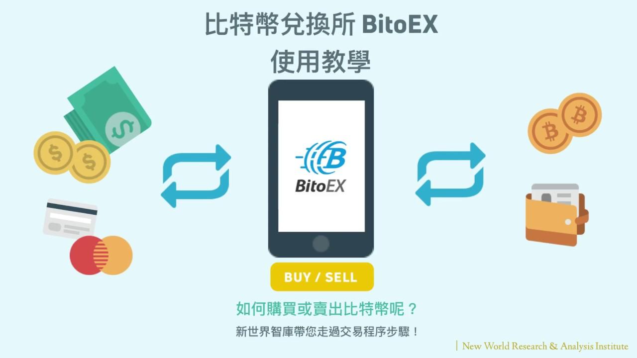 BitoEX使用教學:如何透過『銀行轉帳』買賣比特幣 - YouTube