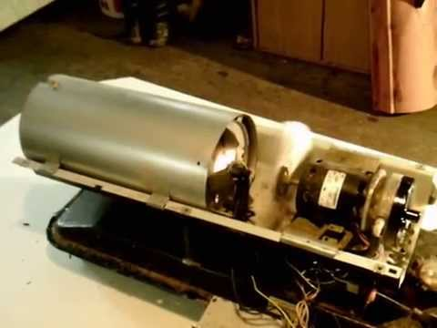 Torpedo Heater Repair Allpro Repair Part 3 Youtube