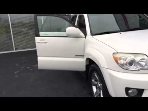 2006 Toyota 4Runner Limited Review - YouTube