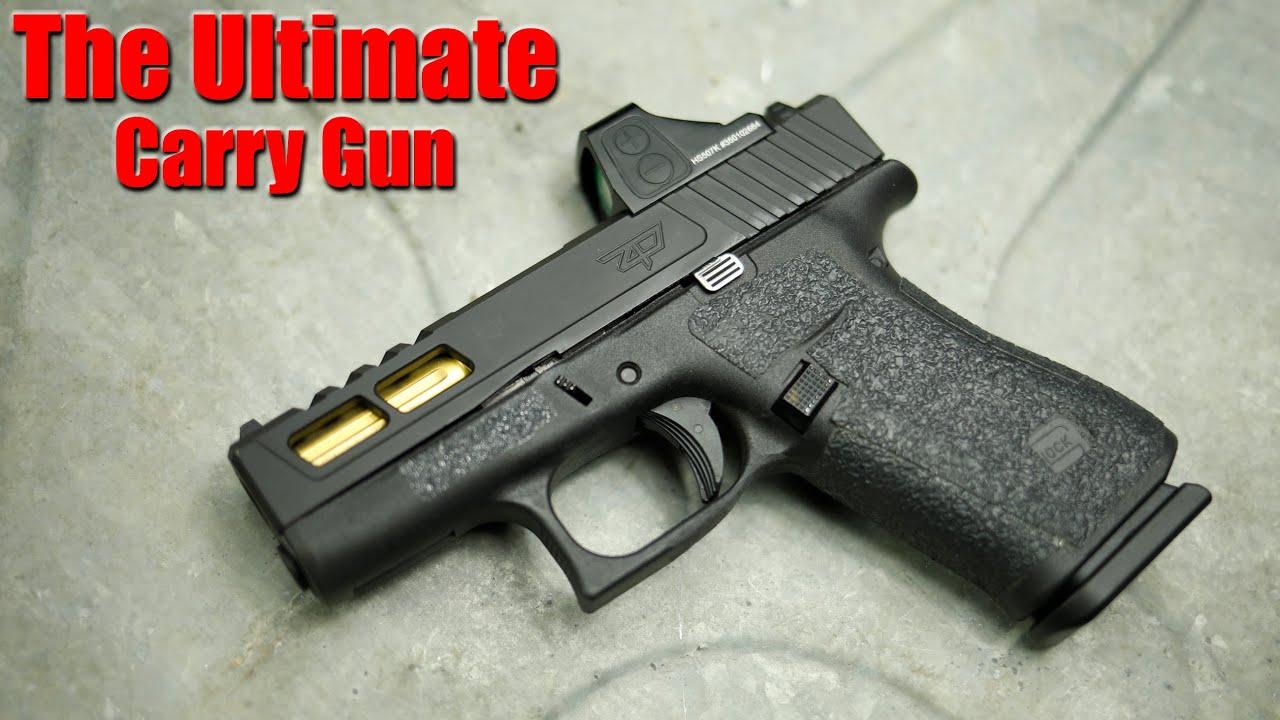 Download The Ultimate Carry Gun: Custom Glock 43X