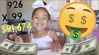 HOW MUCH MONEY I MAKE FROM YOUTUBE!!!!