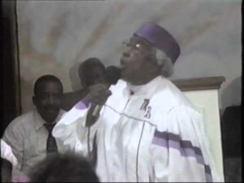 Mother Boyd At The Prayer Tower In 1990 Youtube