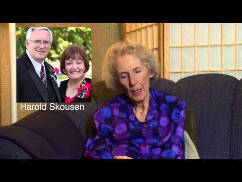 Ida Smith Responds to Harold Skousen The Sealed Portion - LDS General Conference October 2017