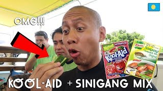TASTING KOOL-AID + SINIGANG MIX thumbnail