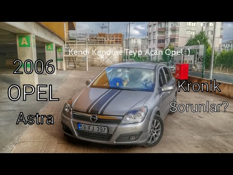 Opel Astra H  Test & Inceleme