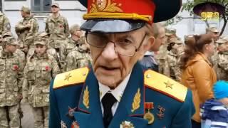 Беспредел в Киеве 9 мая Унижения ветеранов