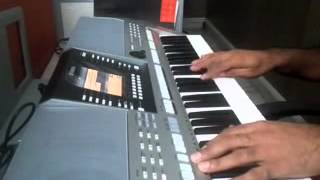 Pyar Zindagi Hai on Yamaha Keyboard PSR-S910
