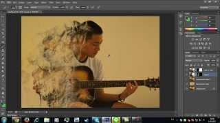 tutorial สอนทำ effect สวยๆ photoshop cs6 1 เอฟเฟคคว น