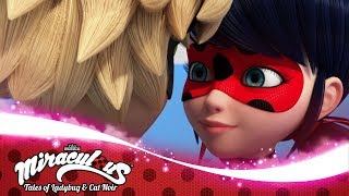 MIRACULOUS | 🐞 OBLIVIO - Kiss scene 🐞 | Tales of Ladybug and Cat Noir
