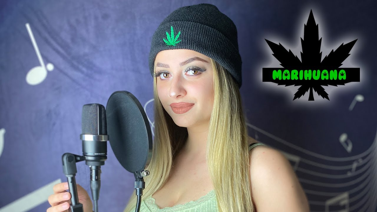 Emina Fazlija - Marihuana Mashup (Official Video) prod.by Edison Fazlija
