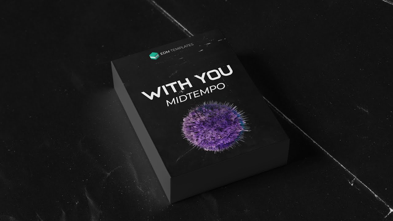 WITH YOU | MIDTEMPO ABLETON PROJECT FILE 20 01