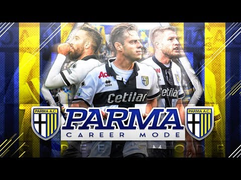 FIFA 18 PARMA CAREER MODE STARTED! WHERE HAVE YOU BEEN?