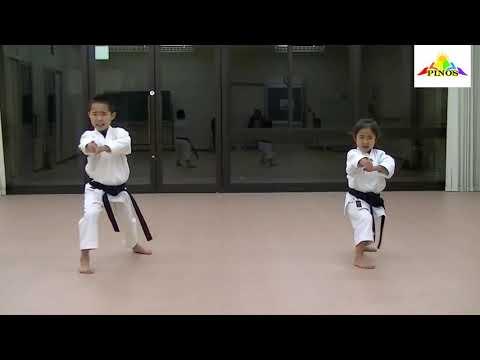 طرق تعليم الاطفال فنون القتال ودفاع عن النفس 4   Teaching kids martial arts 4